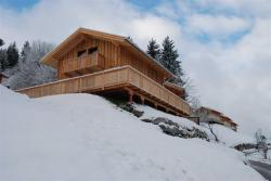 2 luxe chalets in Annaberg