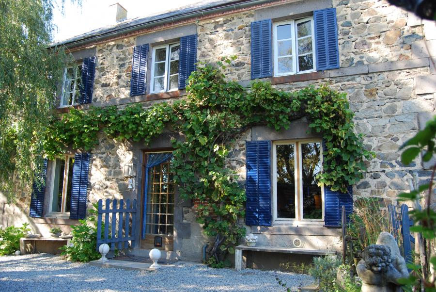 Vakantiewoning Frankrijk, Auvergne, Blot l'Eglise Bed and Breakfast La Vieille Forge