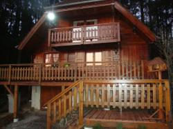 Zeer authentiek chalet te huur