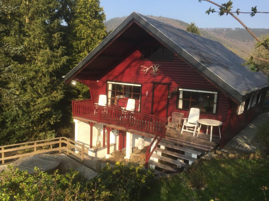 Vakantiewoning België, Ardennen, Coo-Stavelot Chalet Chalet Grand Coo