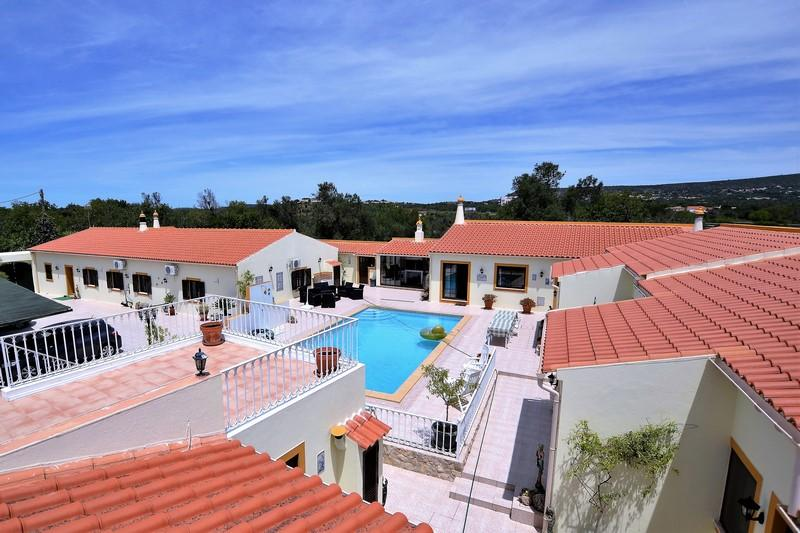 Algarve Vakantiewoningen te huur Bed and breakfast in de Algarve