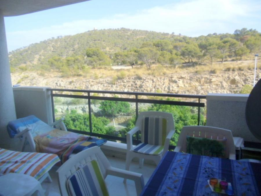 Appartement spanje, Costa Blanca, La Cala de Finestrat Appartement Las azaleas