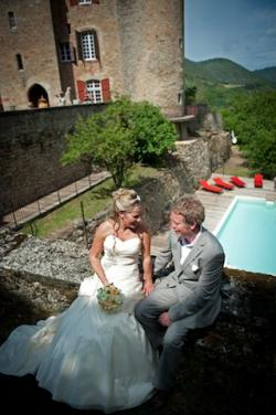 Kasteel Frankrijk, Midi-pyrenees, Versols et Lapeyre Kasteel We can organize any event: wedding, birthday...
